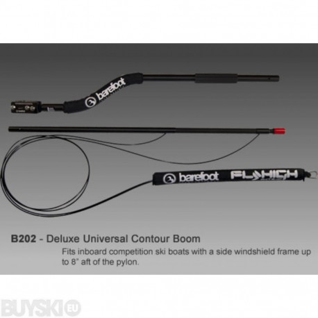 BAREFOOT DELUXE UNIVERSAL CONTOUR BOOM