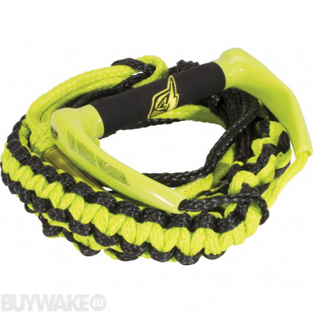 CONNELLY 20' LG SURF ROPE W/HANDLE PACKAGE-GREEN