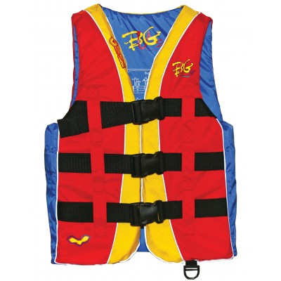 JUNIOR NYLON VEST